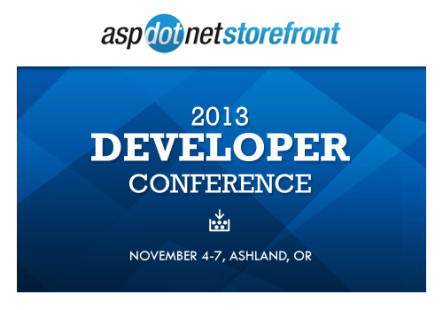 ASPDNSF 2013 Developer Conference