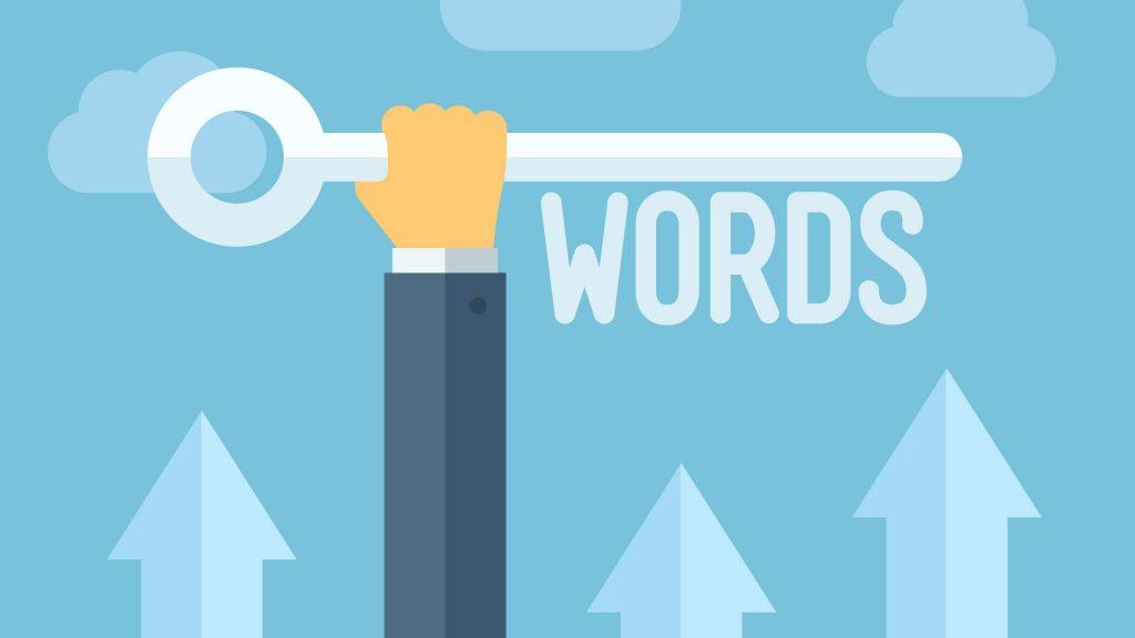 SEO - keywords